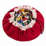 Classic Red - Play & Go, Toy Storage Bag
